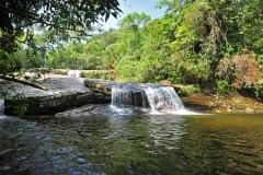 Aldeia Pataxo - cachoeira do iriri - Paraty