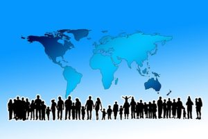 Erdbevölkerung