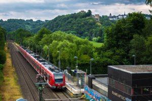 Bahn und Schienen