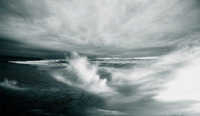 Meeresspiegel und Küste