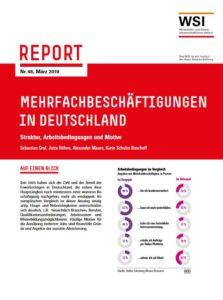 Mehrfachbeschäftigung in Deutschland (Hans-Böckler-Stiftung)