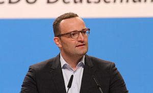 Jens Spahn CDU-Parteitag 2014 by Olaf Kosinsky-5