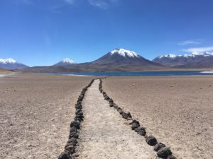 Atacama - Chile - Lithium