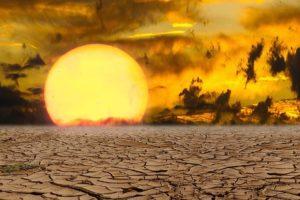 Klimawandel: die Erde brennt