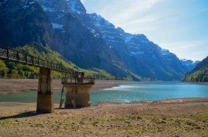 Der Klimawandel führt auch zu Wassermangel