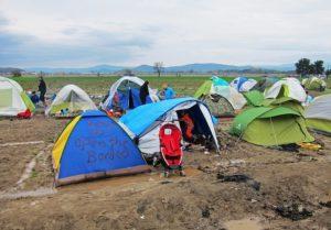 Situation im Flüchtlingslager Moria