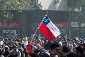 Demonstrationen in Chile