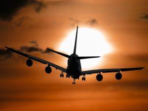 Fliegen und Klimawandel