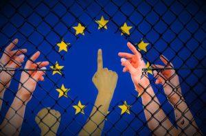 Rechtsextremisten und EU-Außengrenze