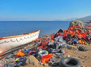 Flüchtlinge im Mittelmeer umgekommen