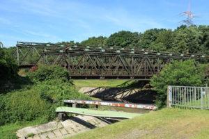 marode Bahnbrücken der DB
