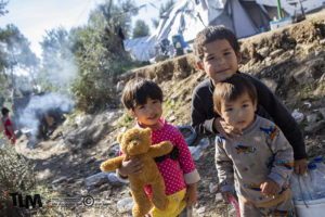 Angst vor Coronavirus im Flüchtlingslager Moria
