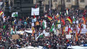 Rechtsextremismus in Deutschland im Jahr 2020