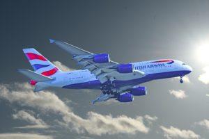 British Airways in der Corona-Krise