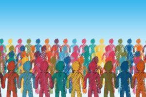 Gesellschaft: gemeinsam denken, lokal handeln!