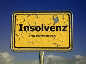 Insolvenzen in den USA