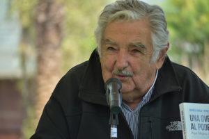 Pepe José Mujica, ehemaliger Präsident von Uruguay