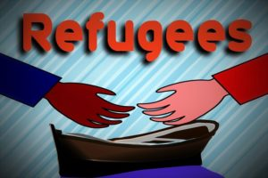 Flüchtlinge rund um das Mittelmeer und illegale Abschiebungen