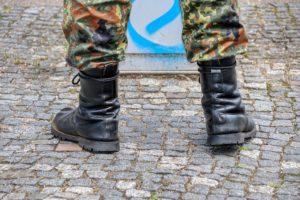 Rechtsextremisten/Identitäre bei der Bundeswehr