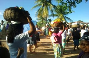 das indigene Volk der Pankararu in Brasilien