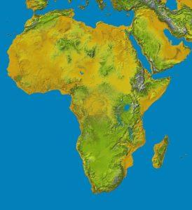 In großen Teilen Afrikas drohen Konflikte.