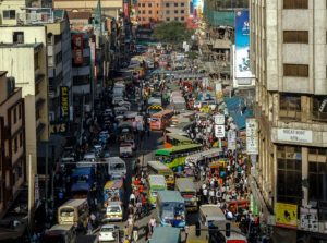Die Bevölkerung Afrikas explodiert