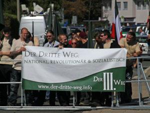 der Rechtsextermismus macht sich in Deutschland breit