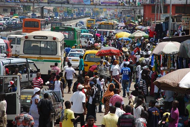 Schrottautos werden nach Afrika exportiert
