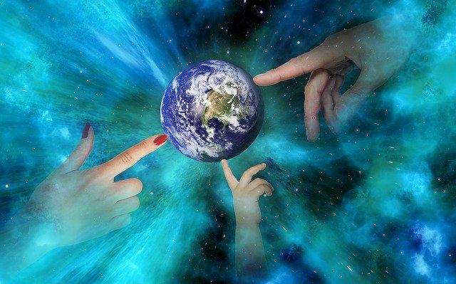 WIr haben nur eine Erde