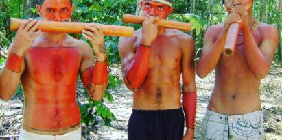 Indigenes Volk der Kambeba (Amazonas) - Foto: Marcia Kambeba