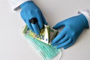 Korruption in der deutschen Politik ist gang und gäbe
