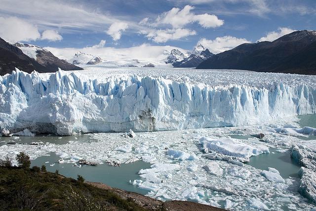 Die Gletscherschmelze nimmt rapide zu