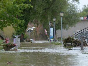 Hochwasser häufen sich