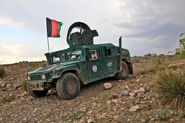 Lebensgefährliches Afghanistan