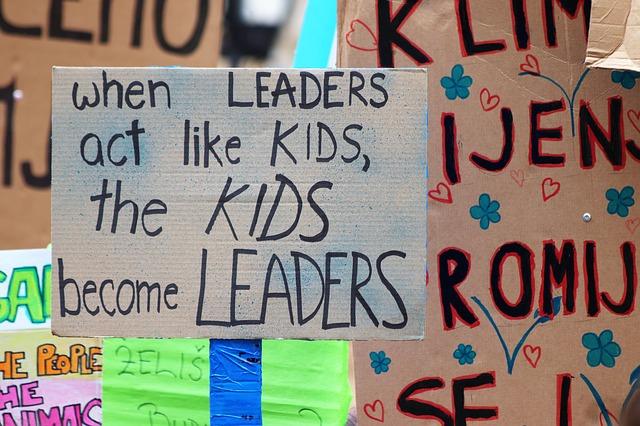 Die Jugend braucht Perspektiven für die Zukunft