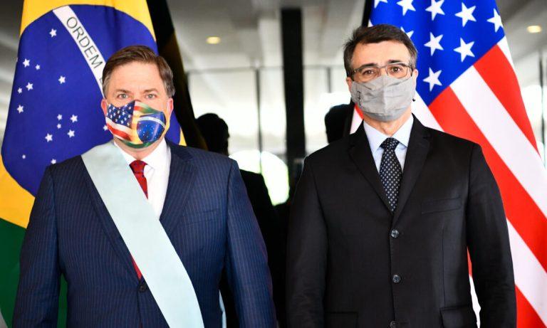 US-Botschafter Todd Chapman